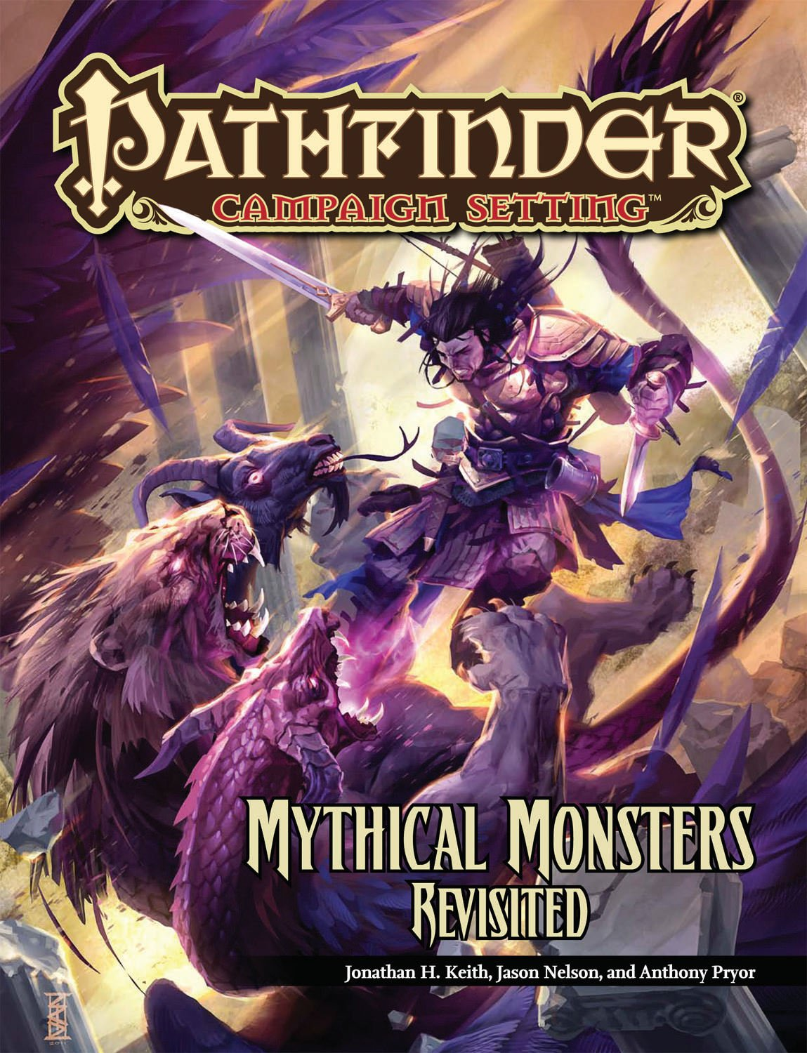 Pathfinder Campaign Setting Mythical Revisited product image