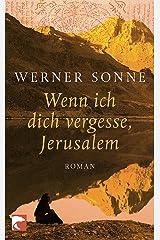 Wenn ich dich vergesse, Jerusalem Paperback