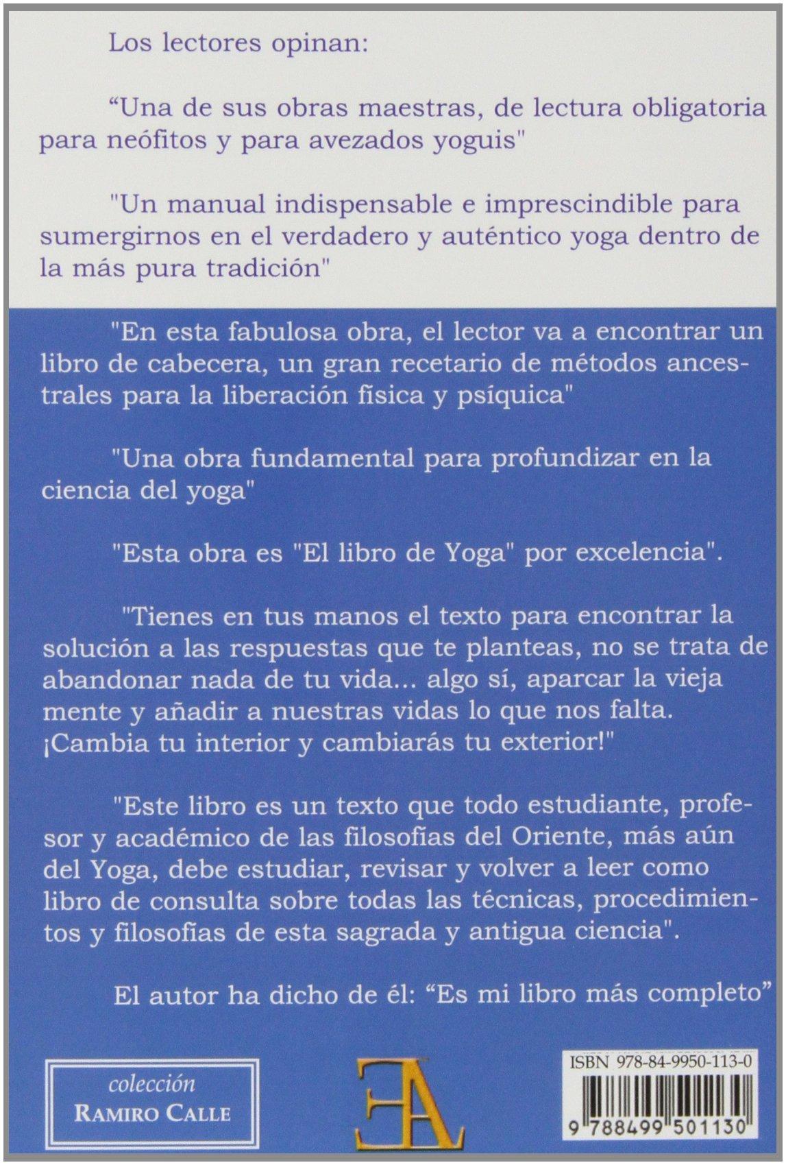 Amazon.com: El poder del yoga : método y enseñanzas ...