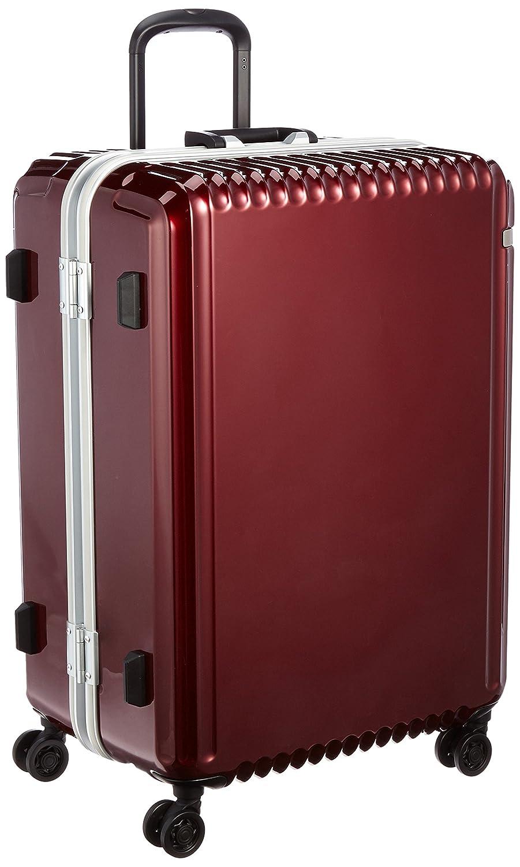 [エース] ace. スーツケース パリセイドF 65cm 96L 5.1kg 無料預入受託サイズ B01BUPK7BAレッド
