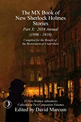 The MX Book of New Sherlock Holmes Stories - Part X Kindle Edition