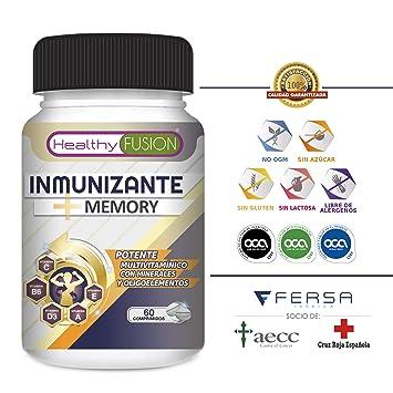 Potente y Completo Multivitamínico con Vitaminas C, E, B3, B5, A,
