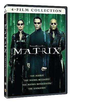 4 film favorites the matrix collection the matrix the matrix reloaded the buy matrix mid office