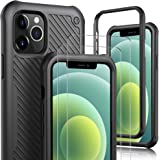 GESMA Case Compatible for iPhone 12 Pro Max, Scratch Resistant Anti Slip Enhance Gripping Soft TPU Case Compatible with…