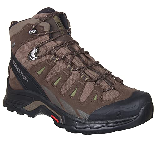 43577aaffc5 Salomon Men s Quest Prime GTX Hiking Shoes  Buy Online at Low Prices in  India - Amazon.in