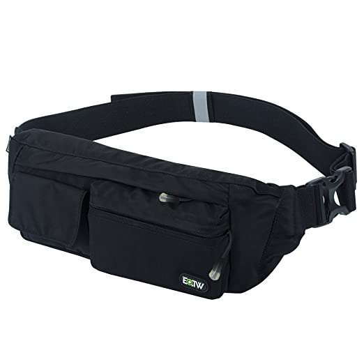 6407890c609 Waist Bag Money Belt Pouch EOTW,Fanny Pack Chest Bag with 4 Pockets for  Traveling Sports Hiking Holiday Men Women Holder Cell ...