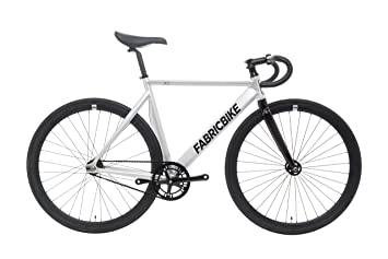 FabricBike Air 3K- Bicicleta fixie, piñon fijo, Fixed Gear, Single Speed,