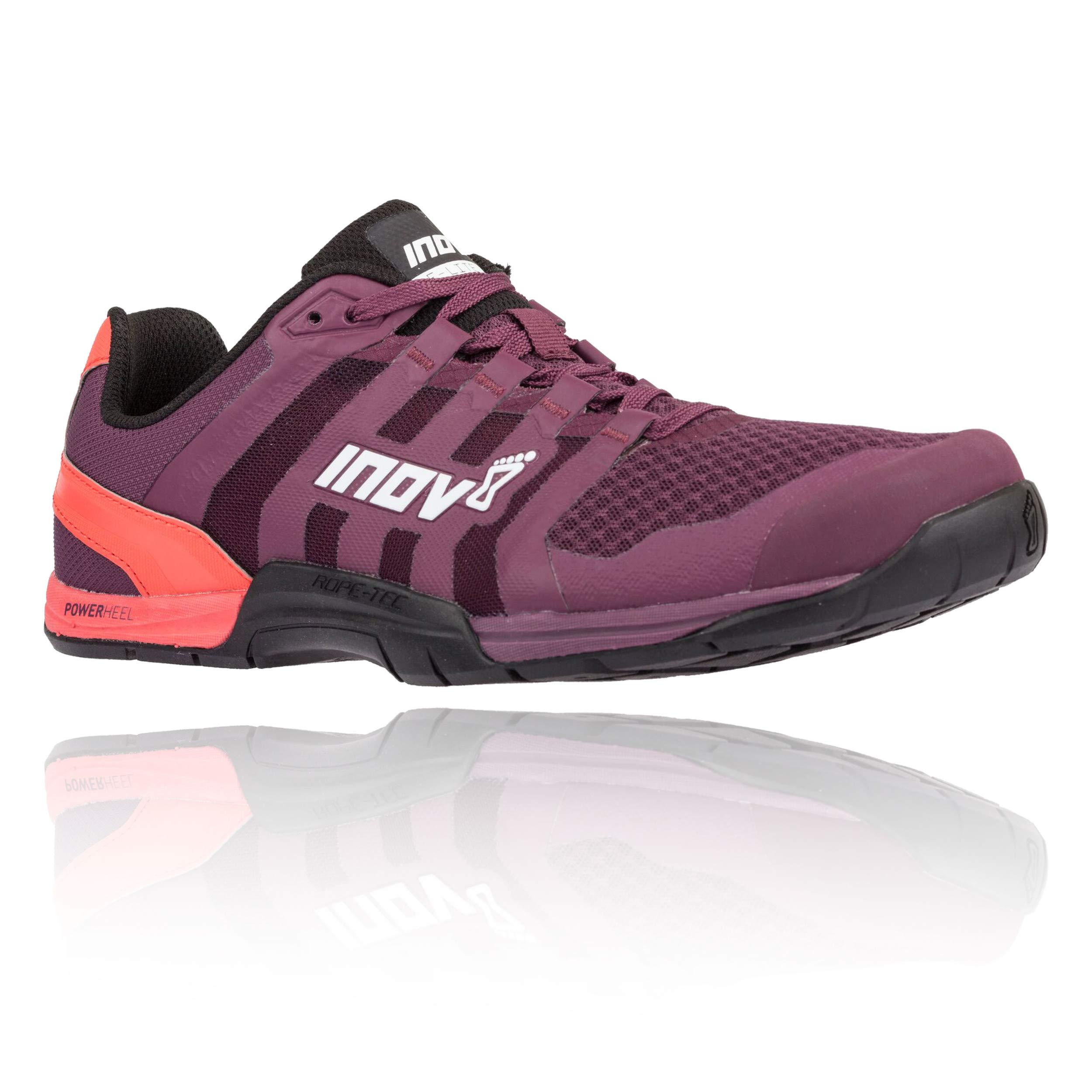 Inov-8 Women's F-Lite 235 V2 Purple/Coral 6.5 W UK Standard Fit (Wide) by Inov-8
