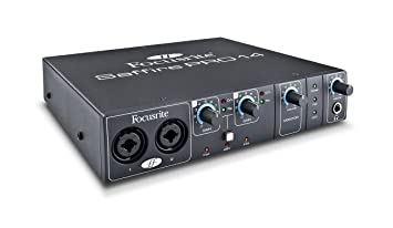Musical Instruments & Gear Audio/midi Interfaces Focusrite Saffire