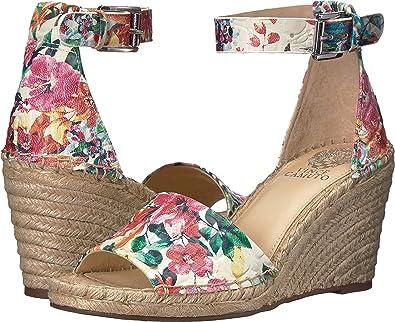 1d2c4e8e31 Amazon.com | Vince Camuto Women's Leera Espadrille Wedge Sandal ...
