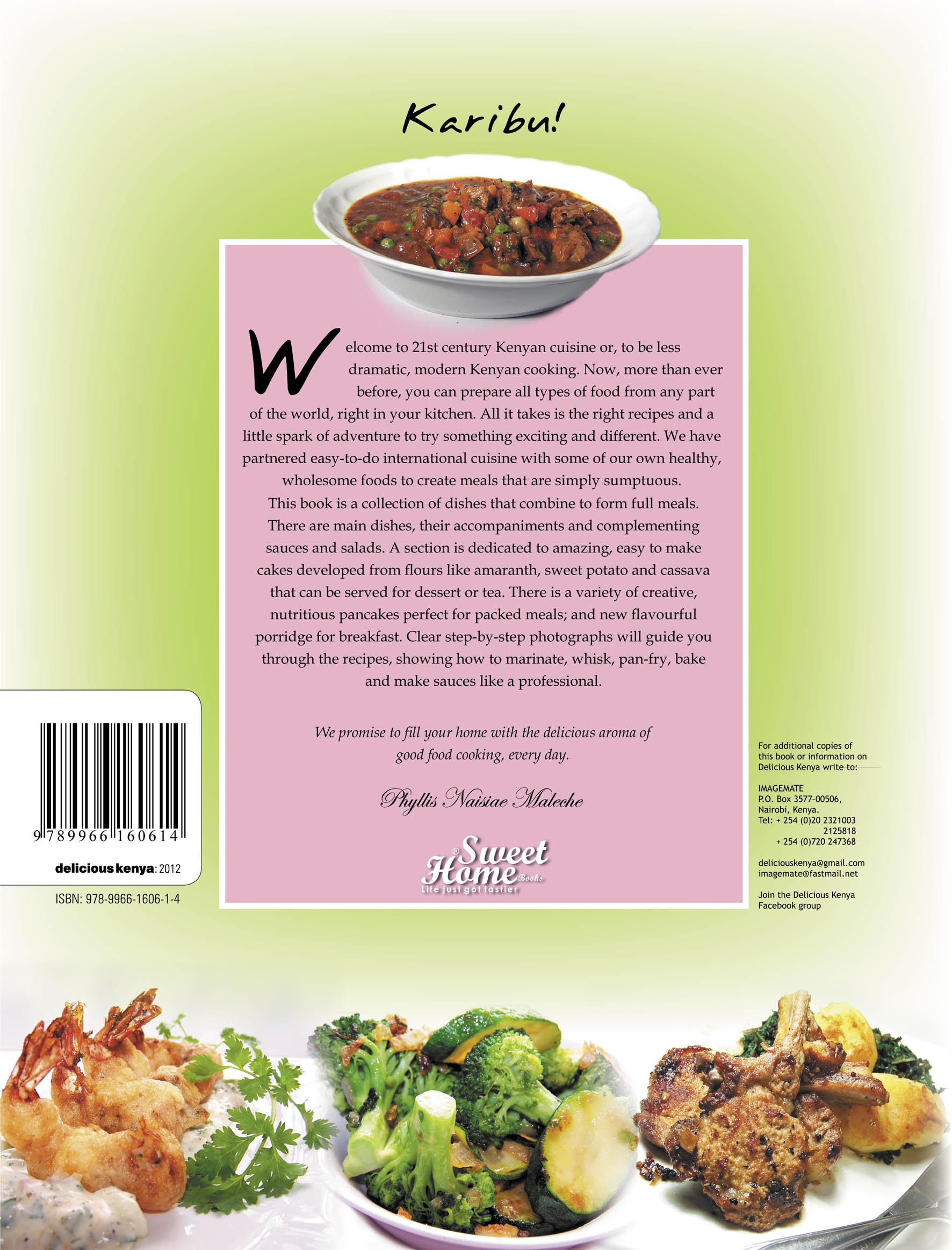 Delicious kenya cookbook 2 phyllis maleche anne marie nyamu delicious kenya cookbook 2 phyllis maleche anne marie nyamu 9789966160614 amazon books forumfinder Choice Image