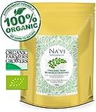 Premium Raw Organic Moringa Oleifera Leaf Powder - Certified and Highest Quality (100 grams)