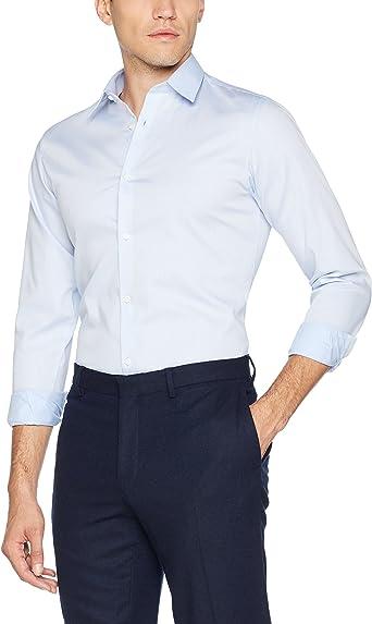 Jack & Jones Jprnon Iron Shirt L/S Noos Camisa para Hombre: Amazon.es: Ropa y accesorios