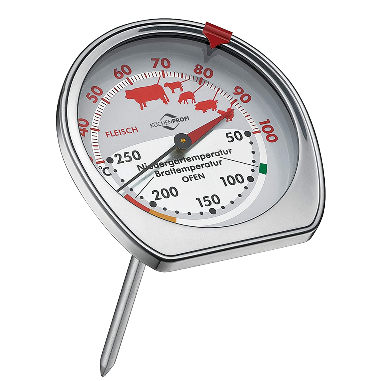 Compra Küchenprofi 1065052800 - Termómetro para Horno en Amazon.es