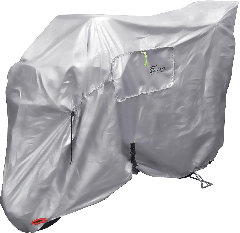 フィールドア 収納袋一体型 自転車カバー