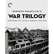 Roberto Rossellini's War Trilogy Rome Open City, Paisan, Germany Year Zero  The Criterion Collection
