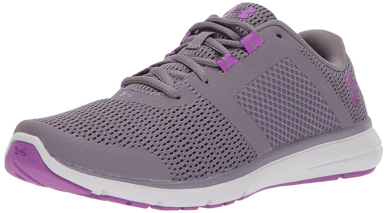 Under Armour Women's Fuse FST Cross-Country Running Shoe B01N1JPIEH 8 M US|Gray
