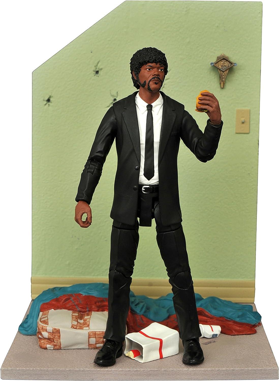 Pulp Fiction feb178394 Select Jules Figura de acción: Amazon.es ...