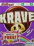 Kellogg's Krave Milk Chocolate, 375g
