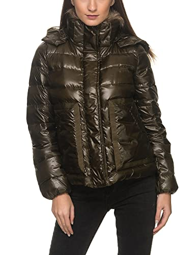 Freedomday Women's Medan Women's Olive Quilted Jacket