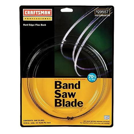 Craftsman band saw blade 70 12 10 tpi band saw accessories craftsman band saw blade 70 12quot keyboard keysfo Gallery