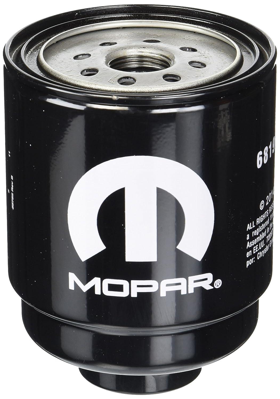 Dodge Ram 6.7 Liter Diesel Fuel Filter Rear Water Separator Mopar OEM 68197867AA