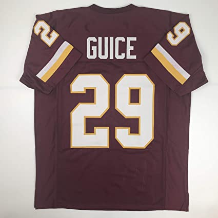 c732d77b Unsigned Derrius Guice Washington Burgundy Custom Stitched Football Jersey  Size XL New No Brands/Logos