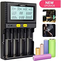 Miboxer LCD Display Universal Smart Battery Charger