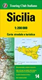 Sicily / Sicilia (English, Spanish, French, Italian and German Edition)