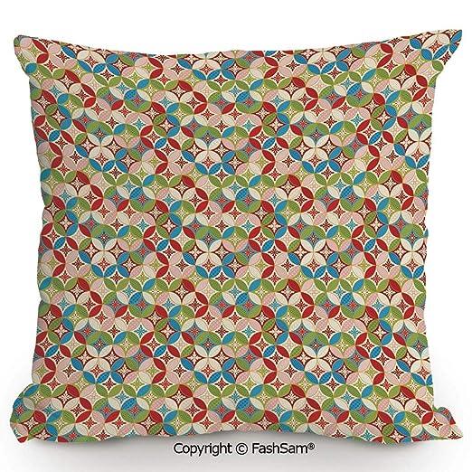 FashSam Home - Almohada Decorativa para sofá, sofá o Cama ...