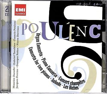 Poulenc: Concertos Aubade