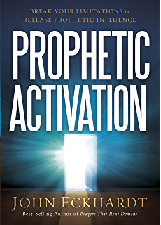 The prophets manual a guide to sustaining your prophetic gift prophetic activation break your limitation to release prophetic influence fandeluxe Choice Image