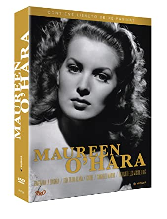 Pack Maureen OHara [DVD]: Amazon.es: Maureen OHara, Charles ...