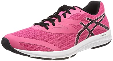 ASICS Damen Amplica Laufschuhe, Mehrfarbig (Hot Pinkblackwhite), 36 EU 0d0ffb3197