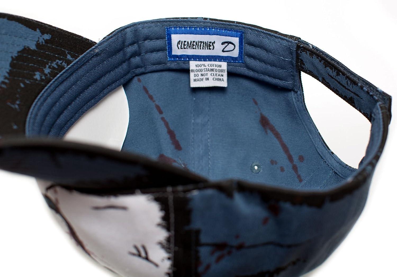 2fb13116de9 Clementine s Custom Blood Stain   Dirt Dead Zombies Cap Hat Unisex Slate at  Amazon Men s Clothing store