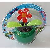 Solar Dancing Flower - Green