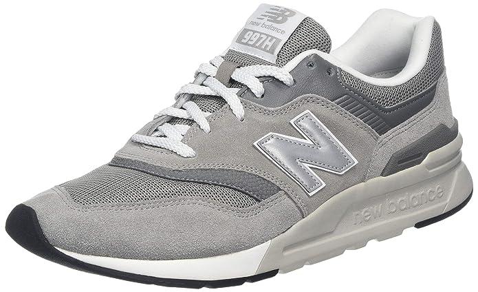 New Balance 997H Core Sneaker Herren Grau/Silber (Marblehead/Silver)