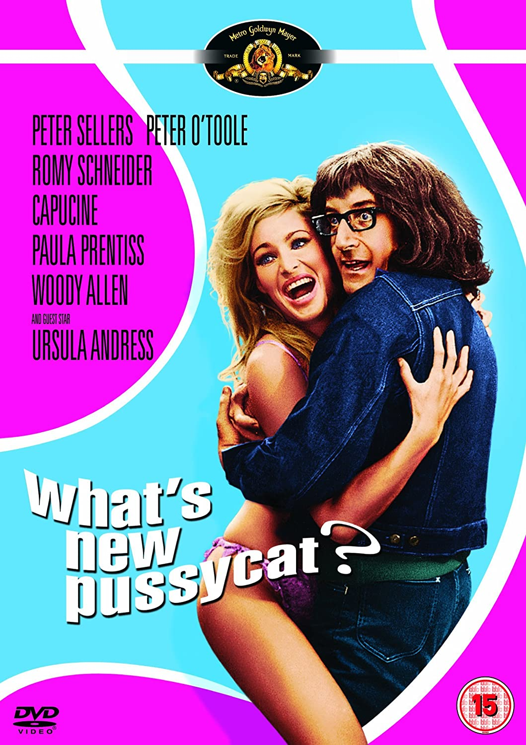 Image result for what's new pussycat poster