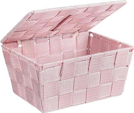 Atractiva caja de almacenamiento para el baño, la habitación de los niños y para todo el hogar,Tambi