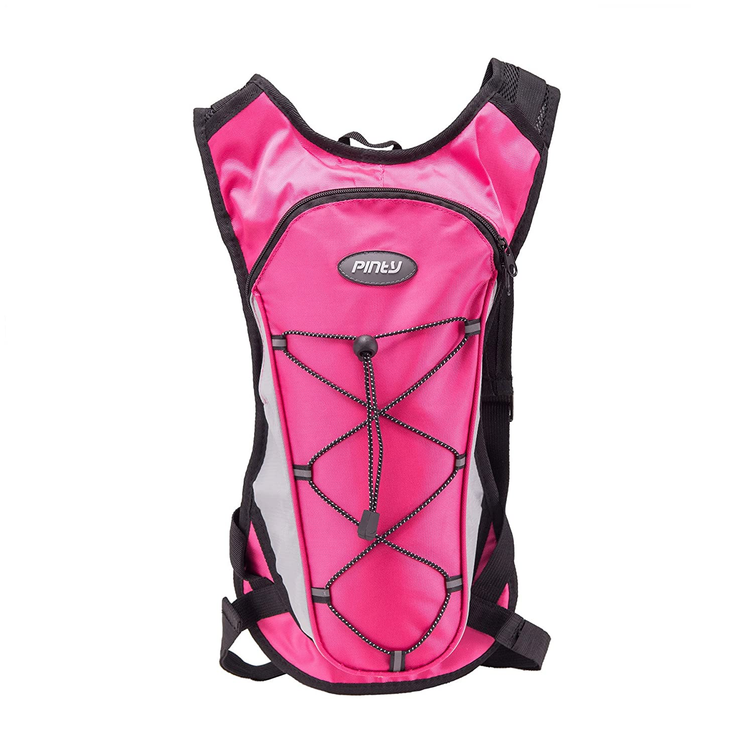 Pinty Hydration Backpack Pack with 2L Water Bladder for One Day Outdoor Climbing, Hiking, Cycling Pinty BWBN PK