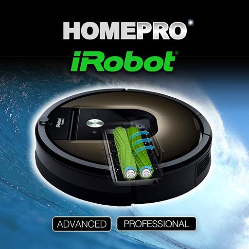 Control & Helper for iRobot Series (400 Garden)