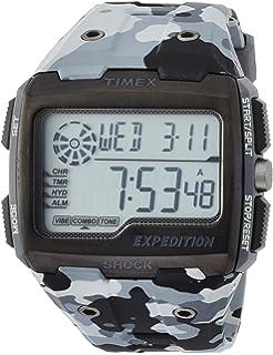 b631bec2a8b7 Timex Expedition WS4 T49664 - Reloj de pulsera con brújula y GPS ...