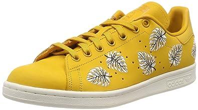 d547ba2ef3 adidas Stan Smith W, Chaussures de Fitness Femme, Or Oroart/Casbla 0,
