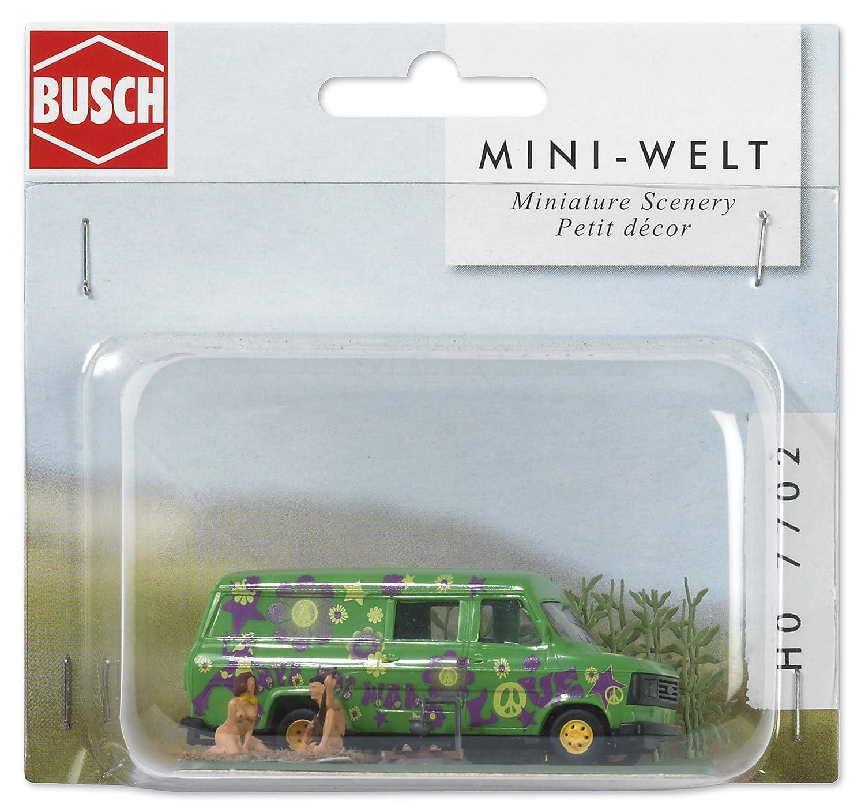 Busch 7702 - Mini Welt: Wilde Camper