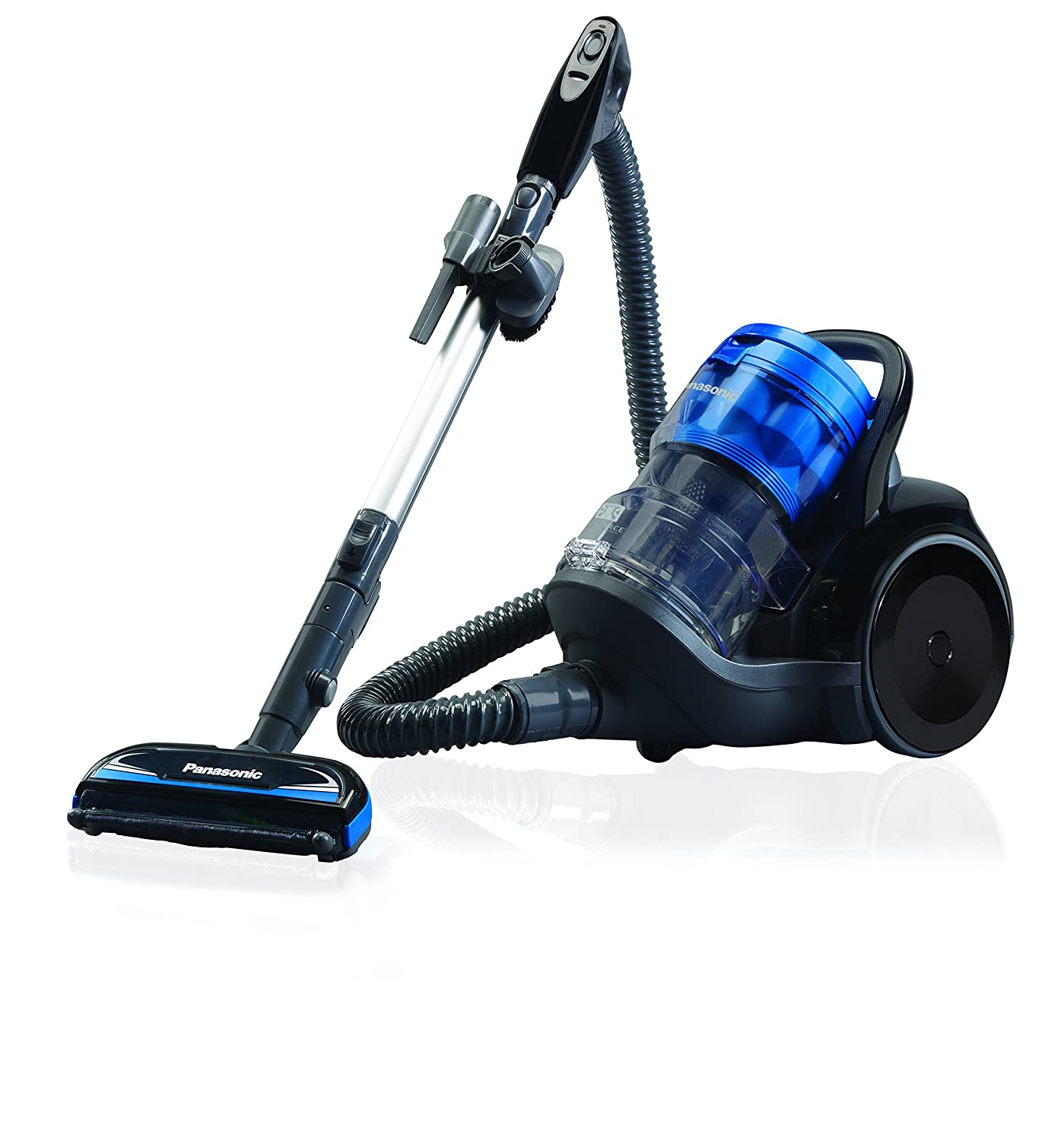 Panasonic MC-CL943 JETFORCE Mult-Surface Bagless Canister Vacuum Cleaner - Corded