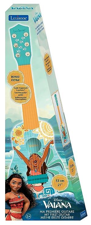 Amazon.com: LEXiBOOK Disney Moana Vaiana Maui My First ...