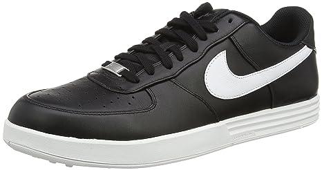 Nike Lunar Force 1 G, Zapatillas Deportivas de Golf Hombre, Negro, 40