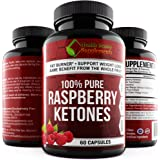 ** EXTREME STRENGTH RASPBERRY KETONES – Green Tea – African Mango – Resveratrol - Acai Fruit Extract ** Fast Acting Weight Loss 100%Pure Top Rated 5 Star Ketone - perdida de peso rapido
