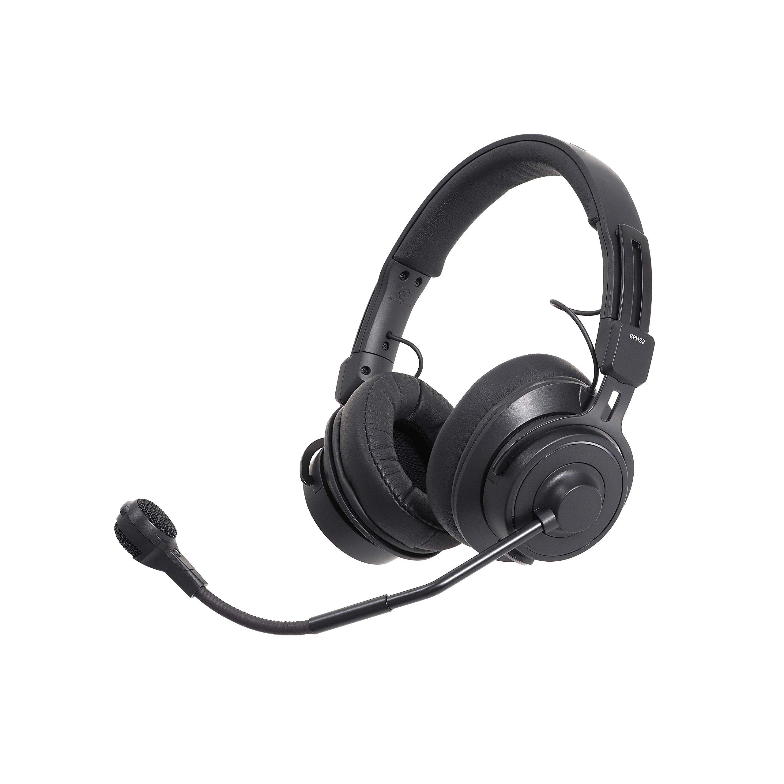 Auriculares Audio-Technica BPHS2-UT Broadcast Stereo Headset