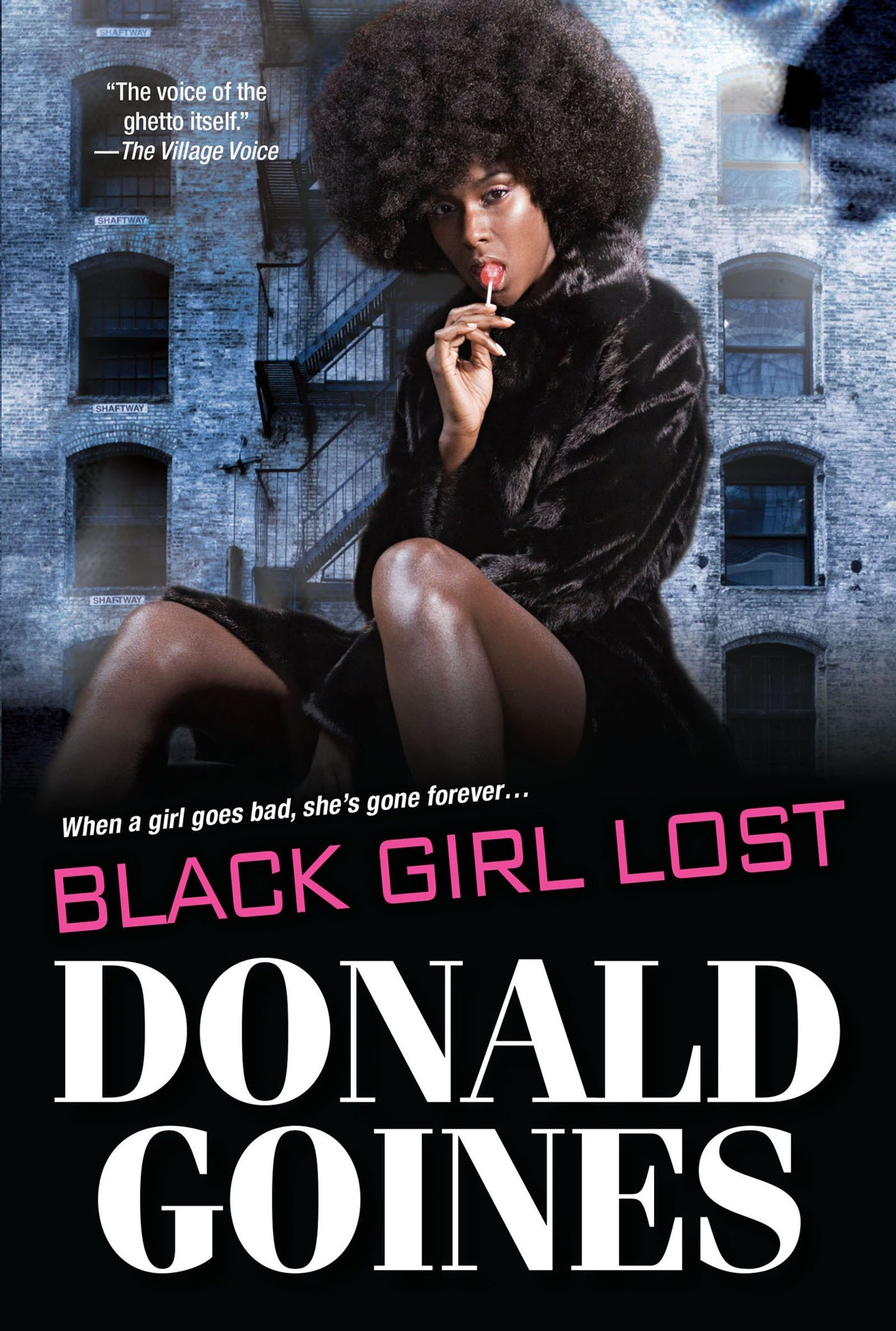 Black Girl Lost (Holloway House Classics) PDF
